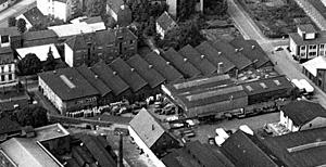 Alte BOGE Fabrik