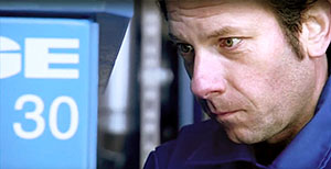 Abbildung eines Kundendiensttechnikers von BOGE Kompressoren
